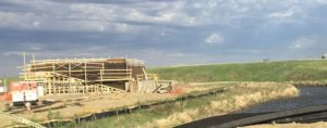 Br 29 south wingwalls formwork and reinforcing progress 24-May-2017