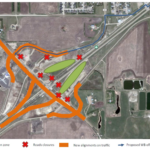 New Bypass Traffic Restrictions as of March 13