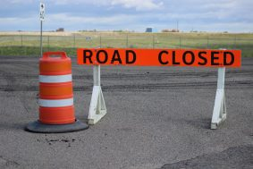 South Service Road to close at Pinkie Road Intersection from September 20 to September 24