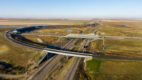 The Largest Transportation Infrastructure Project In Saskatchewan History Opened Tuesday, October 29 at 6 pm.