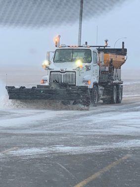 Regina Bypass Winter Maintenance Update