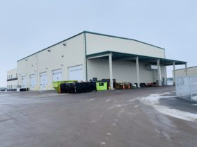 An inside look at our Operational and Maintenance Facility