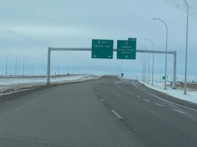 Regina Bypass upcoming road works