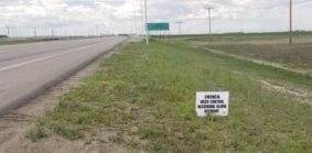 Regina Bypass Weed Management Update and Tentative Spraying Schedule